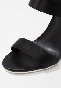 ALDO - TRAESIEN - Sandály na vysokém podpatku - black - 2