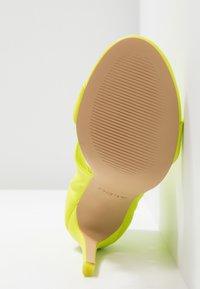 ALDO - GWIBRYLLA - High heeled sandals - green - 6