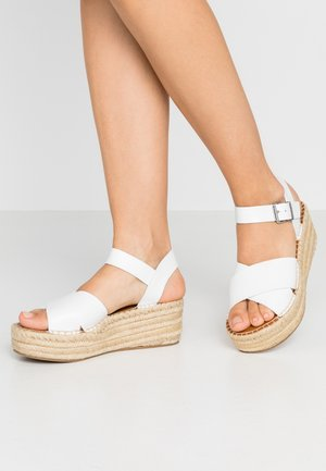 TINEVIEL - Loafers - white