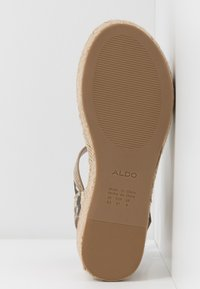 ALDO - TINEVIEL - Loafers - natural - 6