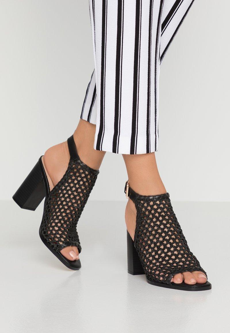 ALDO - ELARADITH - High Heel Sandalette - black