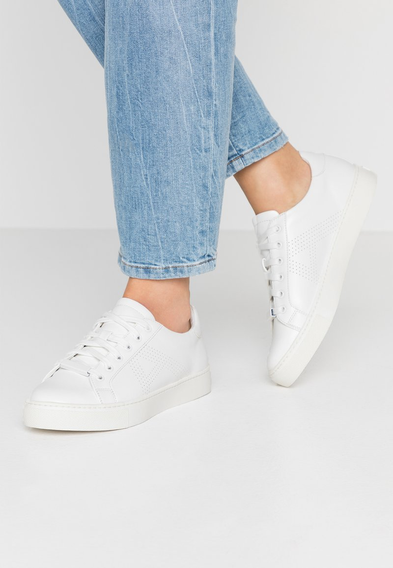 ALDO - CALODITH - Sneakers laag - white