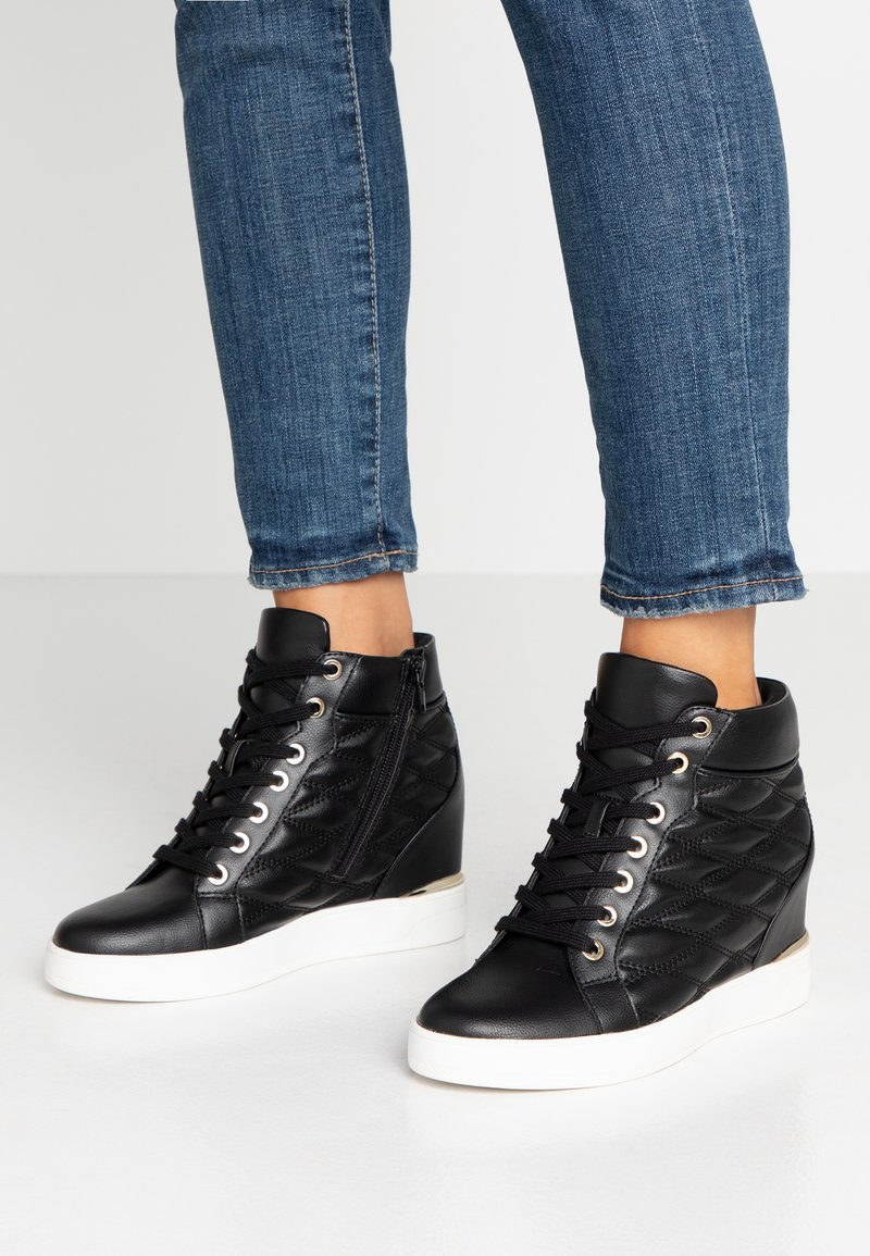 ALDO - AFIRAVIA - High-top trainers - black