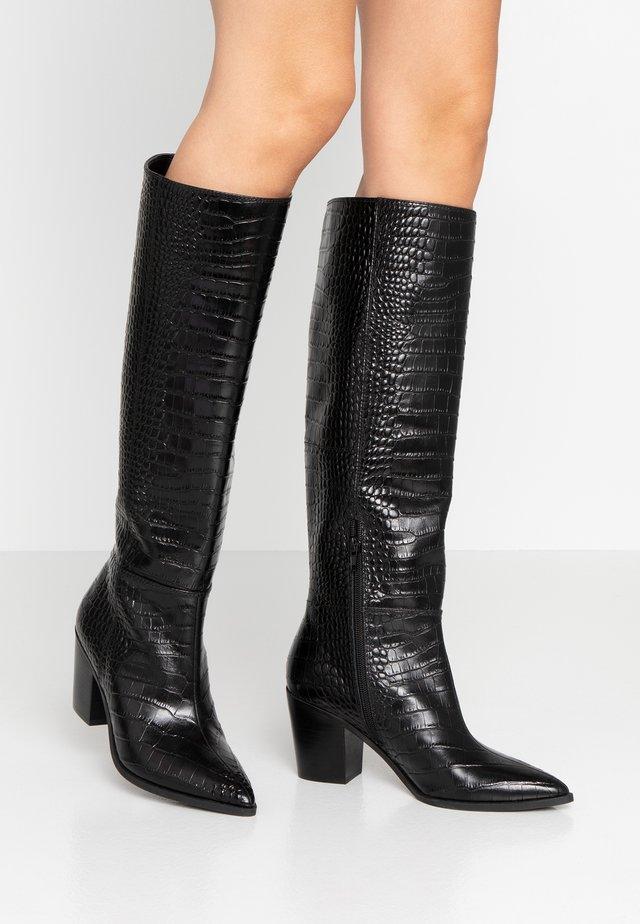 ADROENIA - Boots - black
