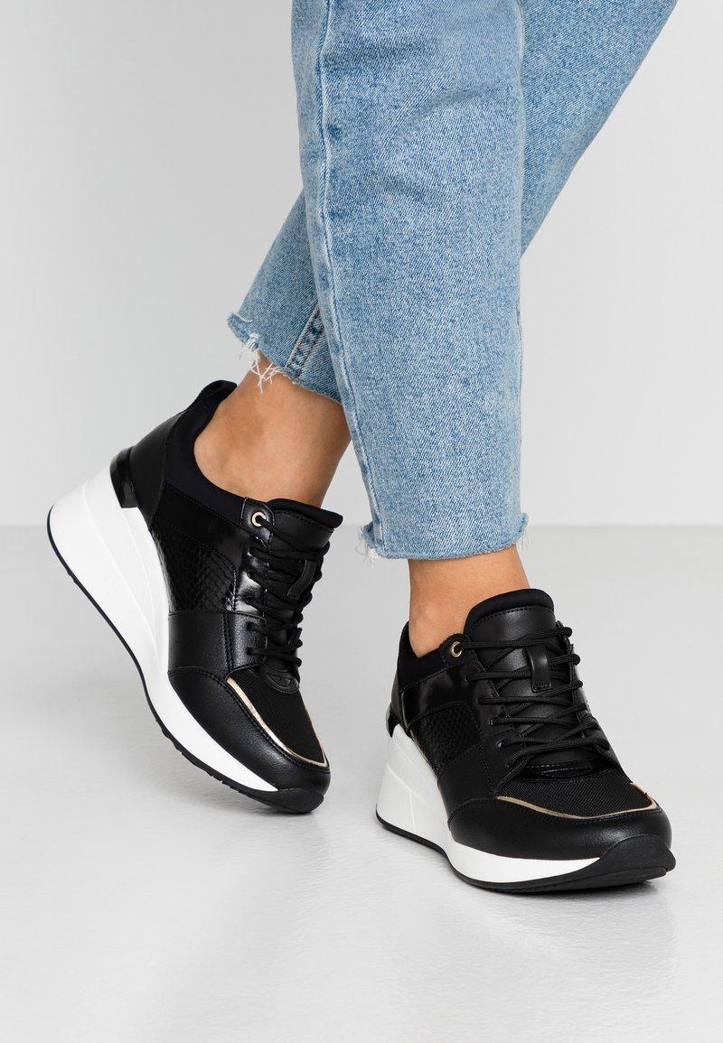 ALDO - WESTKITTY - Sneakers laag - black