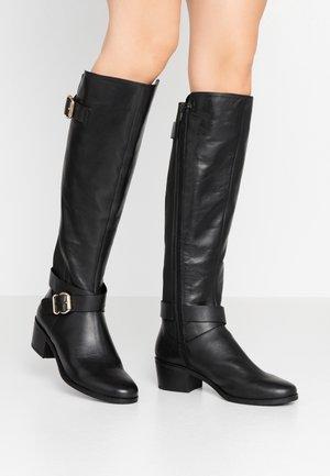 ELVARALITH - Cowboy/Biker boots - black