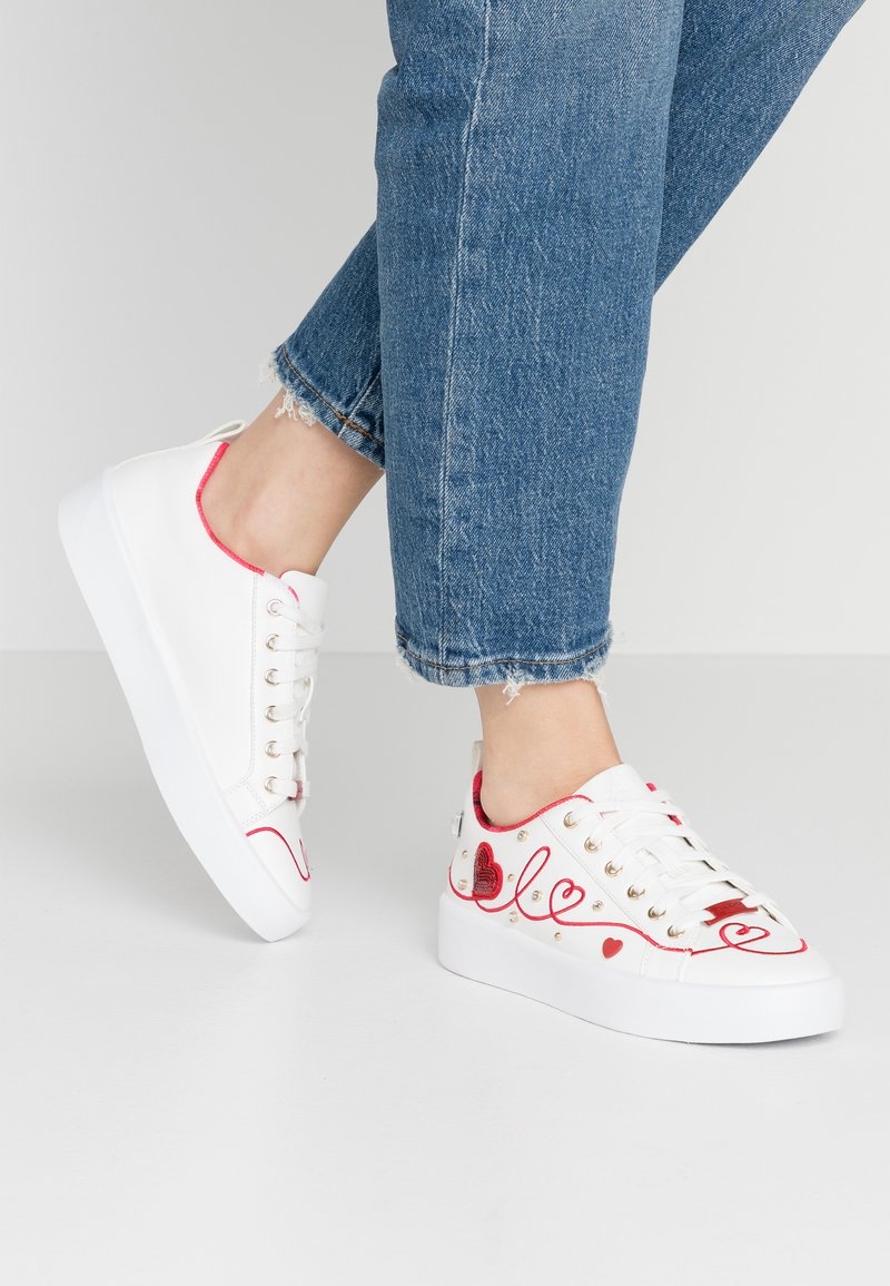 ALDO - ADORE - Trainers - white