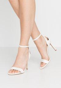 ALDO - VIOLLA - High heeled sandals - white - 0