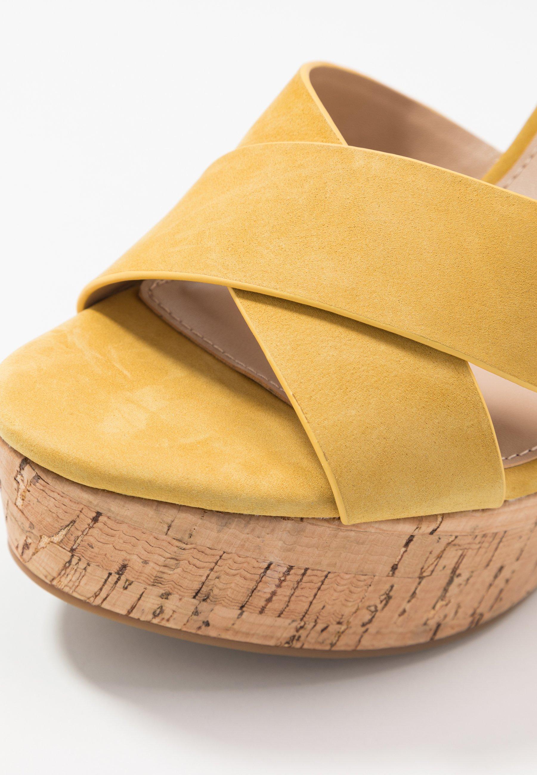Aldo Helena - Sandaletter Other Yellow