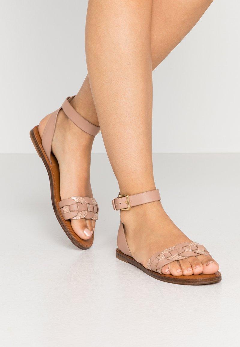 ALDO - LIGARIA - Sandals - bone
