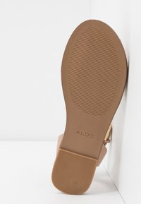 ALDO - LIGARIA - Sandals - bone - 6
