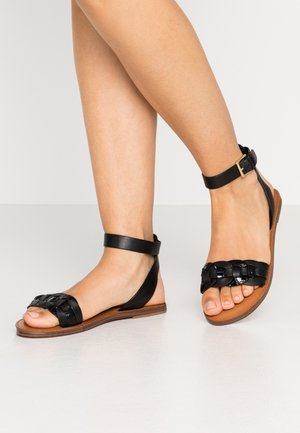 LIGARIA - Sandals - black