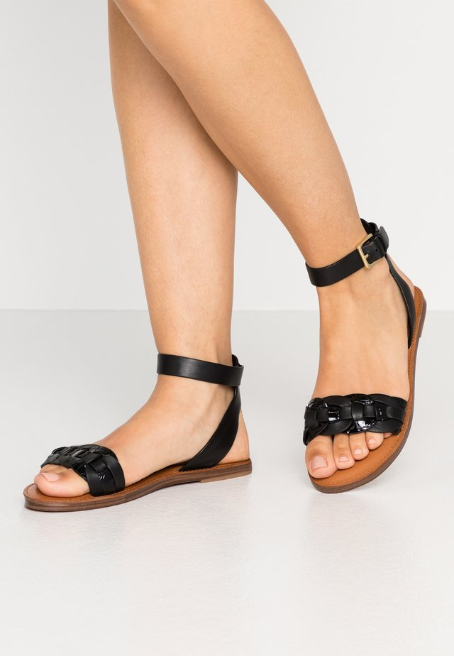 LIGARIA - Sandals - black