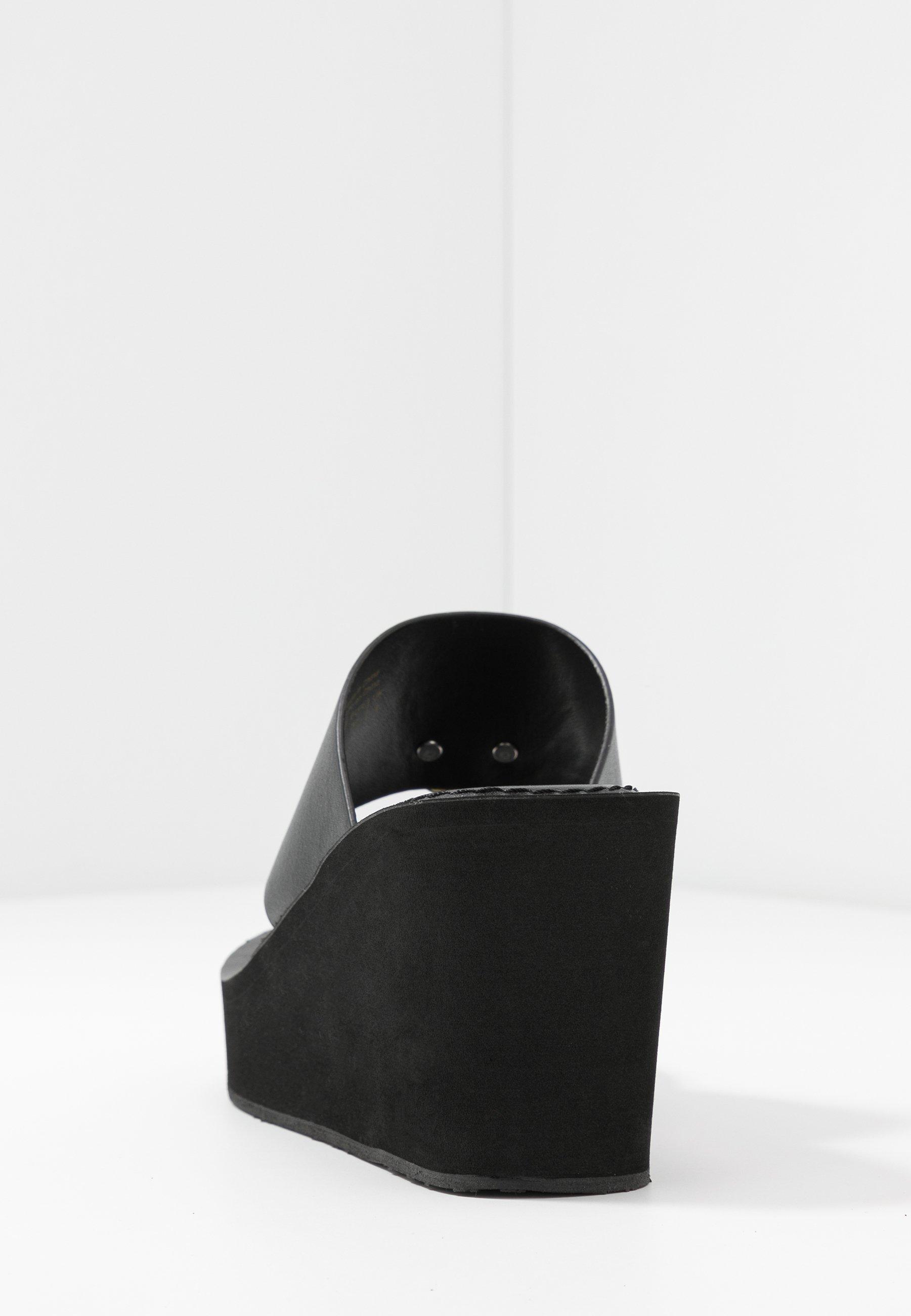 Aldo Dreamer - Tåsandaler Black