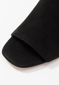 ALDO - ADOMA - Mules à talons - black - 2