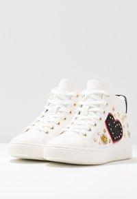 ALDO - AFAIMA - Baskets montantes - white - 4