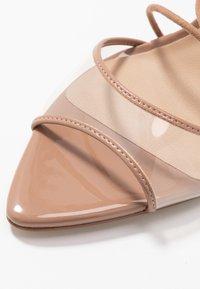 ALDO - AMENABAR - Sandaler med høye hæler - bone - 2