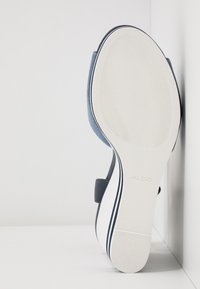 ALDO - BROA - High heeled sandals - navy - 6