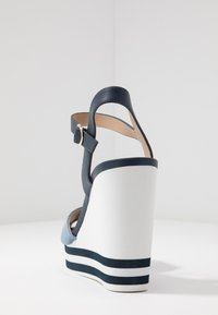 ALDO - BROA - High heeled sandals - navy - 5