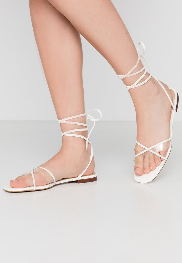 CANDID - Sandals - white
