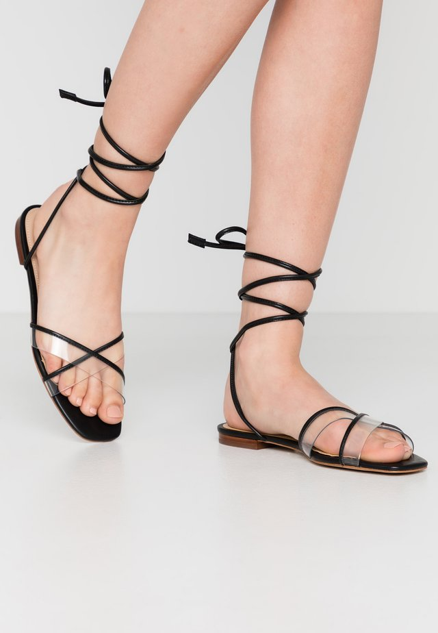 CANDID - Sandals - black