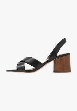 CARINE - Sandals - black