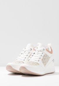 ALDO - COLUBER - Baskets basses - white - 4