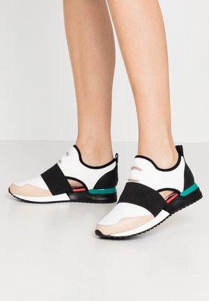 DWIEDIA - Sneaker low - white