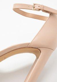 ALDO - JEREMY - Sandaler med høye hæler - bone - 2