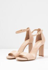 ALDO - JEREMY - Sandaler med høye hæler - bone - 4