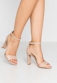 ALDO - JEREMY - Sandaler med høye hæler - bone - 0