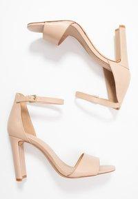 ALDO - JEREMY - Sandaler med høye hæler - bone - 3