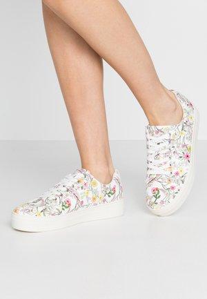 LOVIRECLYA - Sneaker low - white/multicolor