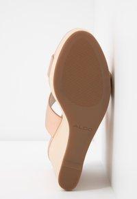 ALDO - PARRAMATTA - Sandaler - rose gold - 6