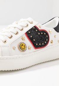 ALDO - POLYGONIA - Sneaker low - white - 2