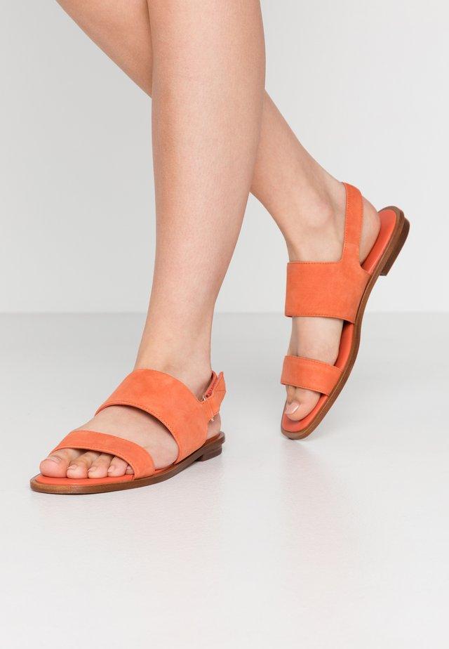 SULA - Sandales - orange