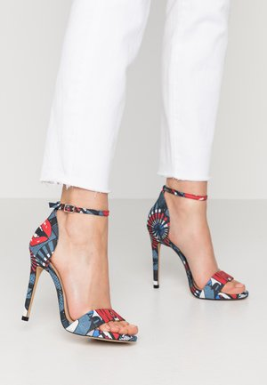 THINDRA - High Heel Sandalette - multicolor