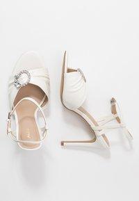 ALDO - ZAOSSA - High heeled sandals - white - 1