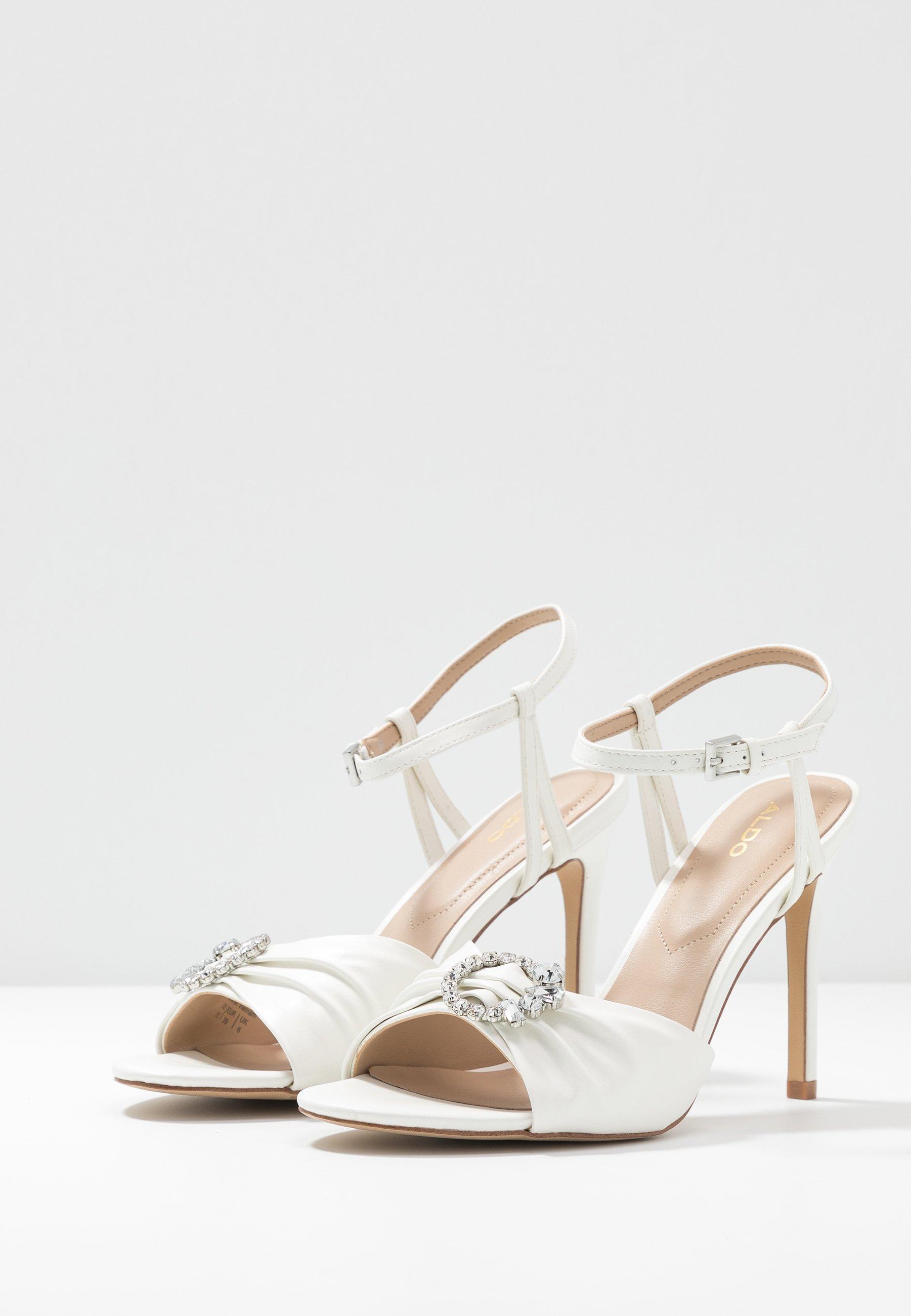 ZAOSSA Sandaletter white