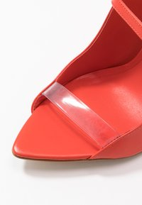 ALDO - LISADELL - Heeled mules - red - 2