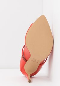 ALDO - LISADELL - Heeled mules - red - 6