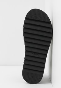 ALDO - DASDEZ - Platform sandals - black - 6