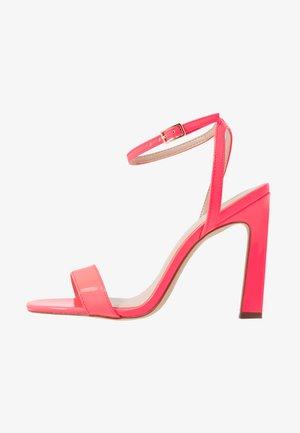 GORGEOUS - High Heel Sandalette - bright pink