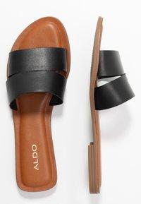 ALDO - ANDONIA - Pantofle - black - 3
