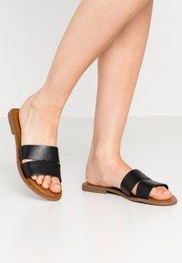 ALDO - ANDONIA - Pantofle - black - 0