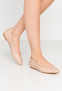 ALDO - BRIDGETTE - Bailarinas - light pink - 0