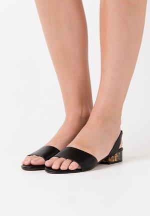 KAEISSI - Sandaler - black