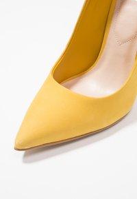 ALDO - CASSEDY - Escarpins à talons hauts - light yellow - 2