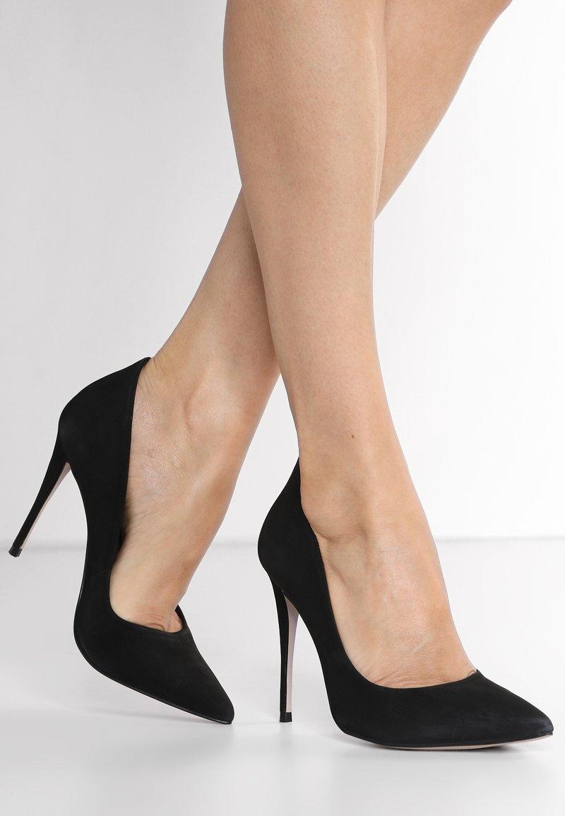 ALDO - CASSEDY - Escarpins à talons hauts - black