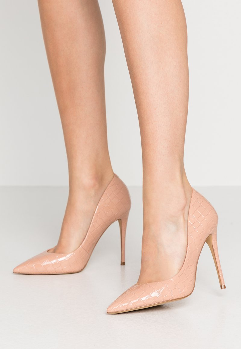 ALDO - STESSY - High Heel Pumps - light brown